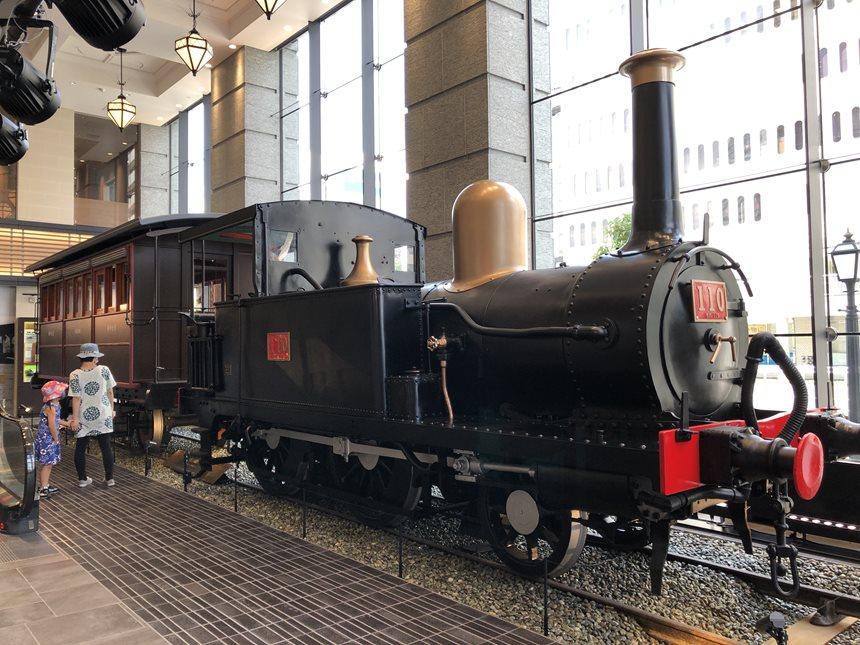 旧横濱鉄道歴史展示(旧横ギャラリー)の写真
